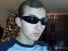 Mom got me prescription sunglasses for Christmas!