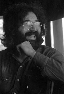 Jerry Garcia - photo by ??? from 1975?