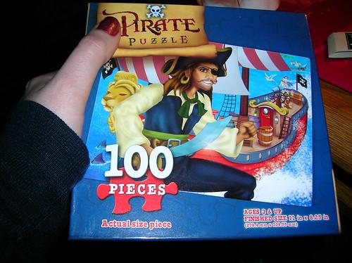 Gender-Confused Pirate