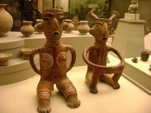 These were made by the Zacatecas peoples