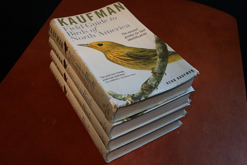 Kaufman Book Pile