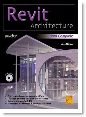 Revit Architecture book in Portuguese
