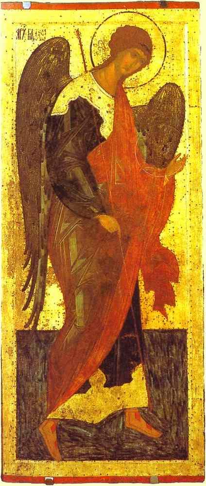 DIONYSIUS Archangel Michael, c1502