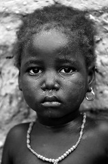 African Child #3 (Sergio Pessolano) Tags: theface anotherblackpearl