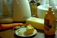 Cheese Paste - the Ingredients