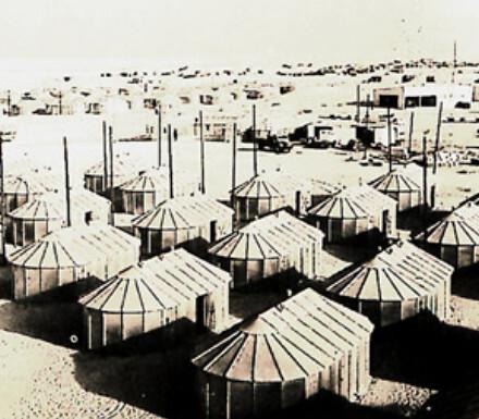 Campement SEPIS à Port Etienne