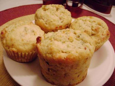 Tangelo pistachio white chocolate muffins