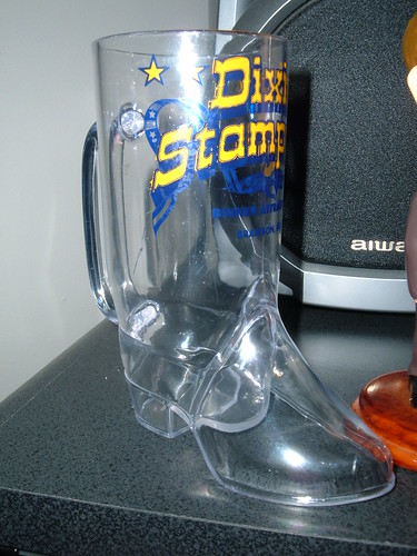 boot cup
