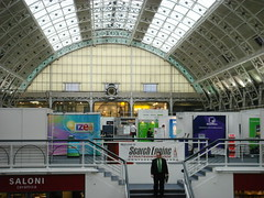 SES London Exhibit Hall