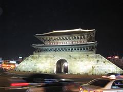 Paldalmun - Back (Dae-Wang) Tags: architecture gate asia south korea fortress hwaseong suwon southgate paldalmun