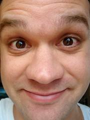 l'homme aux 1000 visages (#0013) (nicouze) Tags: portrait selfportrait face fun idiot funny autoportrait clown humour rosco sourire visage drole virela2 virela3 virela4 virela5 virela6 virela7 virela8 virela9 virela10 virela1