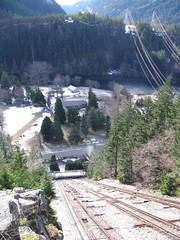 Incline Railway from top