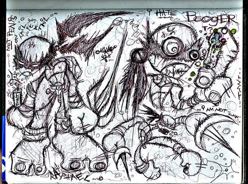 tOkKa :: PROJECT ☻!?☻  ** TERRORPIN ** ☻?!☻  // Raphael : conceptual