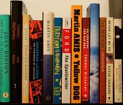 2007 fiction list