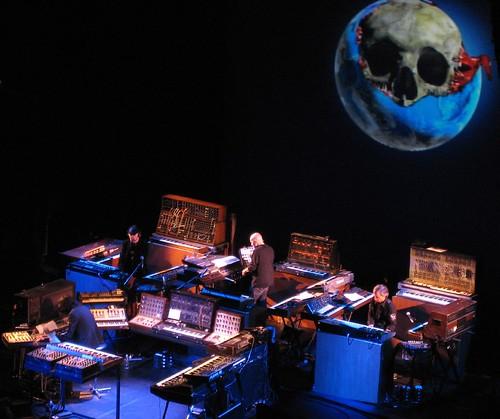 Jean Michel Jarre, Oxygene, 2008