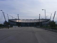 The City of Manchester Stadiun