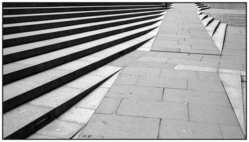 Steps to Millennium Bridge