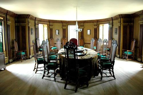 Williamsburg Governor's Room by Davidlind