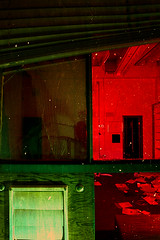 Search and seizure (LukeOlsen) Tags: nightphotography usa texture abandoned night oregon portland nocturnal nocturne strobist 580exii lukeolsen pdxstrobist