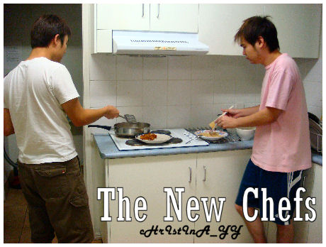 The New Chefs: My Boi and Alex