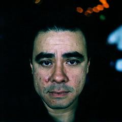 Strangers & Not So Strange (Nelson Foto | Shutter to Think) Tags: usa mamiya foto ar nelson s rage fujifilm 90mm fayetteville roid rb67 sekor brewskis fp100c cenelson