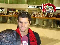 Tavares arrived in Qatar (A L R a h e e b . N e t) Tags: qatar  rayyan  alrayyan     rayyani alraheeb
