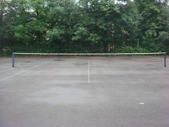 tennis court 3 (trainsare...mint) Tags: park manchester trafford tenniscourt longfordpark