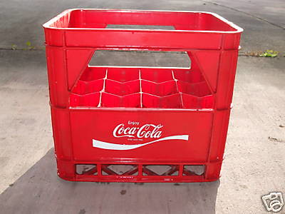 Coca-Cola crate by S1m0nB3rry.