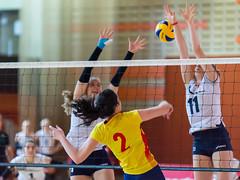 150718_WEVZA_SUI-ESP_091 (HESCphoto) Tags: volleyball schweiz spanien wevza saison1415 damen jugend länderspiel u18 mulhouse centresportifrégionalalsace