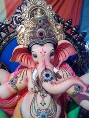 IMG-20160822-WA0027 (bhagwathi hariharan) Tags: ganpati ganpathi lordganesha god nallasopara nalasopara pooja idols