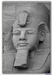 (880) Ramesses II  / Abu Simbel / Egypt (unicorn 81) Tags: africa old travel history statue architecture trekking geotagged temple blackwhite northafrica egypt unesco nile egyptian egipto aswan 2009 ägypten ramses egitto egypte reise egypten weltkulturerbe ancientegypt rundreise abusimbel roundtrip egipt égypte mapegypt statur misr nordafrika egypttrip abousimbel unescoweltkulturerbe april2009 ægypten unescoworldculturalheritage aegyptus statueface αίγυπτοσ ægyptusintertravel ägyptenreise schulzaktivreisen meinjahr2009