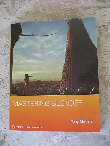 Livro Mastering Blender