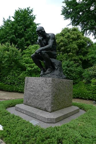 Rodin at Ueno Park