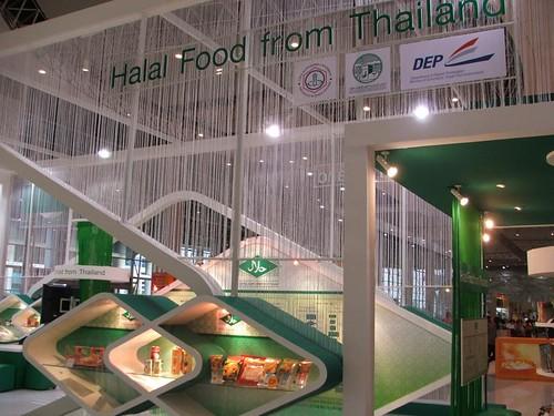 THAIFEX 2009-Halal Food Thailand