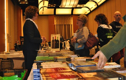 Anaheim Book Table