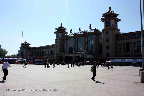 Beijing railway