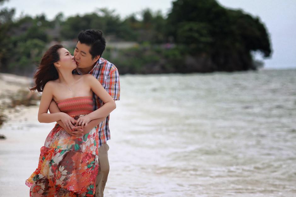 Bohol Panglao Engagement, Bohol Philippines