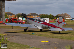 G-AOTR - C1 0045 - ACE Leasing Ltd - De Havilland DHC-1 Chipmunk 22 - Panshanger - 110522 - Steven Gray - IMG_3946