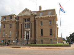 Exploring Oklahoma History: Logan County Courthouse