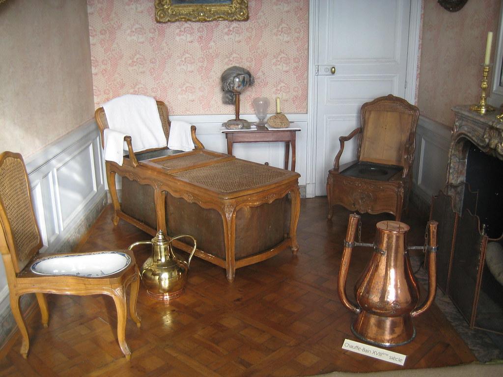Salle De Bain De Louis Xiv ~ marie antoinette n cessaire de toilette fa encerie jardin
