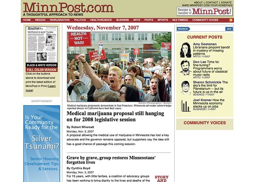 MinnPost.com Sneak Preview