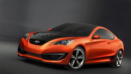 Hyundai Concept Genesis3