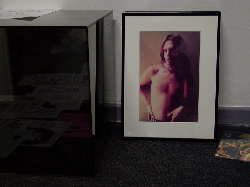 My job was framing the photos