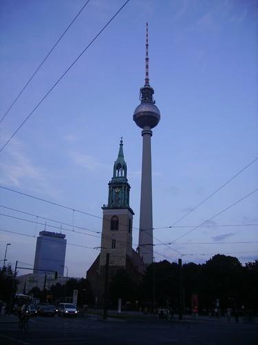 Antenna Radio-TV di Berlino (siringone) by lpelo2000
