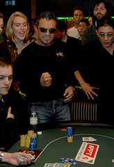 APPT Macau 2007: Joe Hachem makes final table