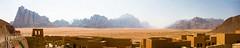 Panorama desde el puesto (Dani3D) Tags: desert wadirum jordan desierto rum wadi jordania