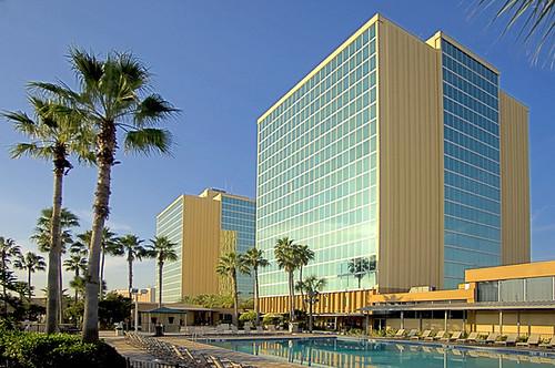 Orlando Florida Hotel Pool Area