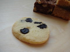 5 O'Clock: Lemon Blueberry Thins