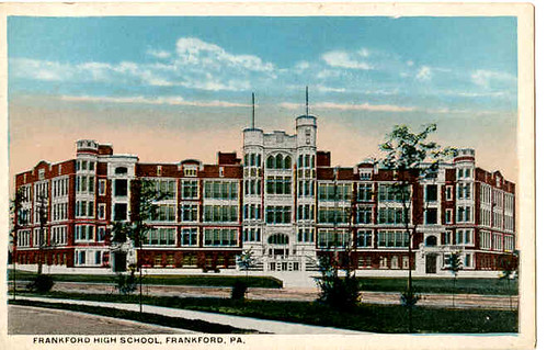 Frankford High School. by frankford.ga.