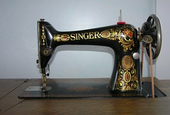 1916 Singer Model 66 Sewing Machine
